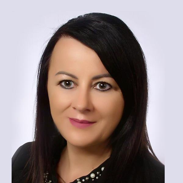 mgr Kamila Wylężek